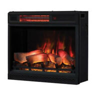 Classic Flame 23″ 3D Electric Fireplace Insert #23II042FGL