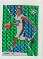 2019-20 Panini Mosaic Green #42 Markelle Fultz card, Orlando Magic