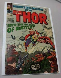 Journey into Mystery #117 HUGE KEY!! Gorgeous Copy! 1st Odinsword! Thor Loki