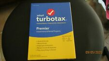 Intuit TurboTax Premier 2019 Federal with State E-file for Windows/mac (NEW)