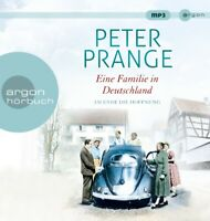 EINE FAMILIE IN DEUTSCHLAND - ARNOLD,FRANK  3 MP3 CD NEW