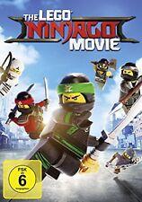 The LEGO Ninjago Movie DVD NEU OVP Kinofilm