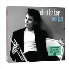 Chet Baker Jazz Cool Music CDs & DVDs
