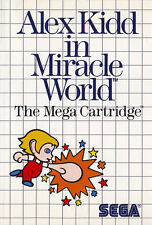 # Sega Master System-Alex Kidd in Miracle World-TOP/MS gioco #