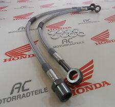 Honda CB 750 Four Stahlflex Bremsleitung Set Titan 1 Bremsscheibe Flach Lenker