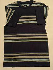 Vans New Exton Boy's Medium 10-12 Dress Blues