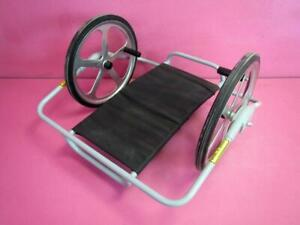 Anthony Whirl-O-Wheel Disabled Child 3 Wheel Hand Crank Wheelchair Paraplegic