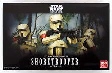 Bandai Star Wars Shoretrooper (Rogue Eins) 1/12 Maß Set 105114