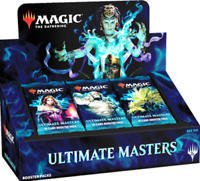 MtG ULTIMATE MASTERS BOOSTER BOX new WITHOUT BOX TOPPER PreSale
