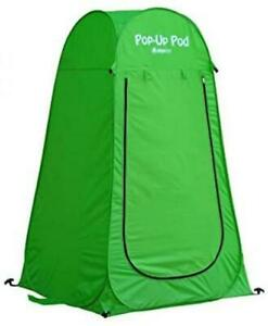 Portable Outdoor Shower Tent Camp Pop Up Pod Privacy Dressing Changing Room Tent