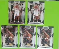 Jaxson Hayes 2019-20 Panini Prizm Draft Pick 5 Card Rookie Regular Base Lot