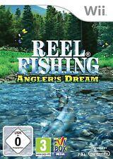 Reel Fishing: Angler's Dream Wii Nintendo Wii PAL Brand New