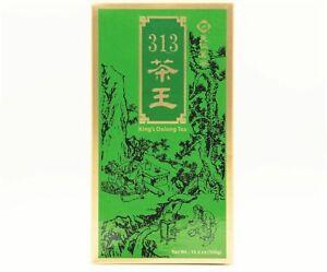 TEN REN KING'S 313 GREEN GINSENG OOLONG TEA 10.6 OZ (300 G)