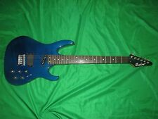 STUPID RARE Shadow G243 Electric Guitar Active Made in Germany with Hardcase