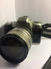 Pentax ZX-7 Camera With Sigma Zoom Lense 28-105mm