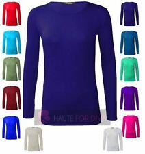 Unbranded Viscose Waist Length Plus Size T-Shirts for Women