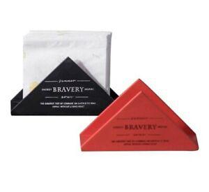 Triangle Bravery Napkin Holder Modern Rack Paper Tissue Dispenser Home Plastic
