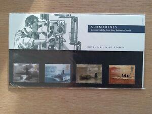 GB Stamps: Commemorative Presentation Packs 11 - 419. MNH