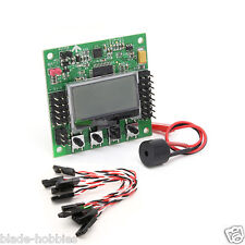 KK2.1.5 multirotor flight control board quadricopter hex octo 250 & anti vib câble