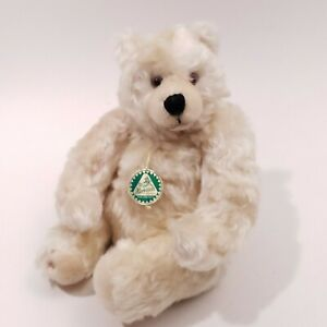 "Hermann 10"" Mohair Josephine Teddy Bear 076/500 Artist Line Ulla Germany"