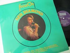Neil Diamond-Focus On Neil Diamond-FOS M 7/8-Double-Vinyl-Lp-Record-Album-1970s