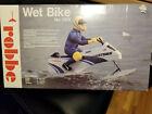 Very RARE Vintage German Robbe Radio Controlled Wet Bike Kit Model 1070