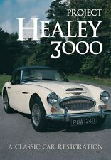Project Healey 3000 - A Classic Car Restoration with Quentin Willson (New DVD)