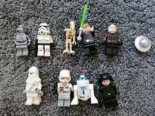 Lego Star Wars Mini Figures Bundle