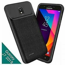 NEWDERY Samsung Galaxy J7 2018 Battery Case, 5000mAh Galaxy J7 Charger Case