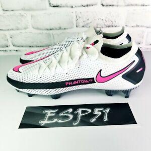 New Nike Phantom GT Elite FG Soccer ACC CK8439-161 Mns Sz-12