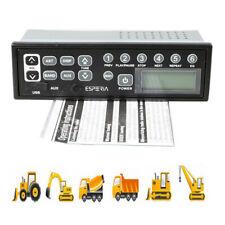 More details for 12v 24v excavator radio aux usb europe am fm radio truck grader waterproof uk