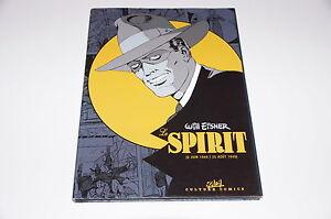 Le Spirit Intégrale 1 (2 Juin 1940 / 25 Août 1940) EO / Eisner // Soleil