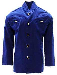 Boys Charro Shirt El General Western Wear Camisa Charra de Niño Color Blue