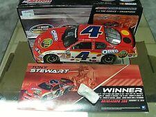 RARE!! 2 CARS 2010 TONY STEWART OREO RITZ CLEAN &DAYTONA RACED VERSION HARVICK