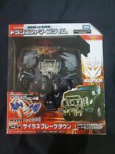 Transformers Takara Tomy Prime AM-12 AM 12 Breakdown MISB