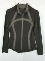 Lululemon Define Jacket Gray Size 10