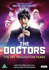 The Doctors Meet the stars from BBC TV's Doctor Who The Pat Troughton Years 2DVD