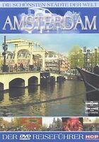 Die schönsten Städte der Welt - Amsterdam   DVD   Zustand sehr gut