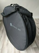 Black Inc Double Padded Wheel Travel Bag