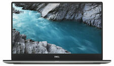 """Dell XPS 7590 15.6"""" (512GB SSD, Intel Core i7 9th Gen. 4.50 GHz, 16GB) Laptop - Silver - hnx759006au - with 4K UHD InfinityEdge IPS Display"""