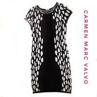 Carmen Marc Valvo Sweater Dress size M