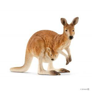 *NEW* SCHLEICH 14756 Kangaroo & Joey