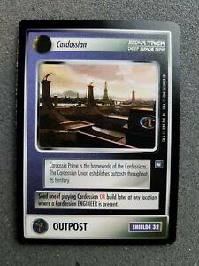 Star Trek CCG - Deep Space Nine - Cardassian Outpost