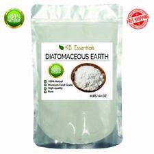 KB Naturals Diatomaceous Earth DE 100% Pure - 4lb / 64oz
