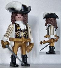 Playmobil mousquetaire - Louis XIV - roi soleil - Versailles - armure - custom