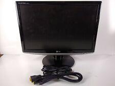 "LG FLATRON W1952TQ 19"" HD Flatscreen LCD Monitor HDMI VGA DVI"