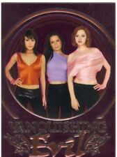 Charmed Connections Vanquishing Evil Chase Card VE5