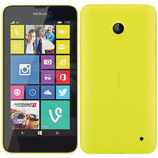 BRAND NEW NOKIA LUMIA 635 4g* YELLOW WINDOWS 8 SMARTPHONE *Unlocked* 8Gb 4G LTE