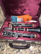 Buffet Crampon  E11 Clarinet excellent playing shows little to no use