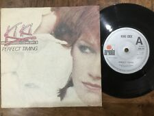 VINYL RECORD SINGLE VINTAGE RETRO 45 KIKI DEE PERFECT TIMING PICTURE COVER